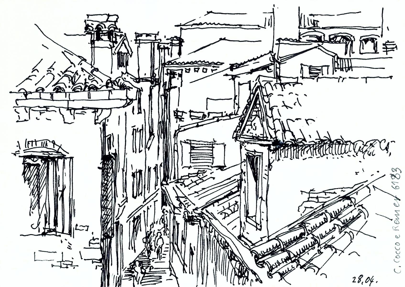 2016-0428-Venedig-Castello-Dachlandschaft