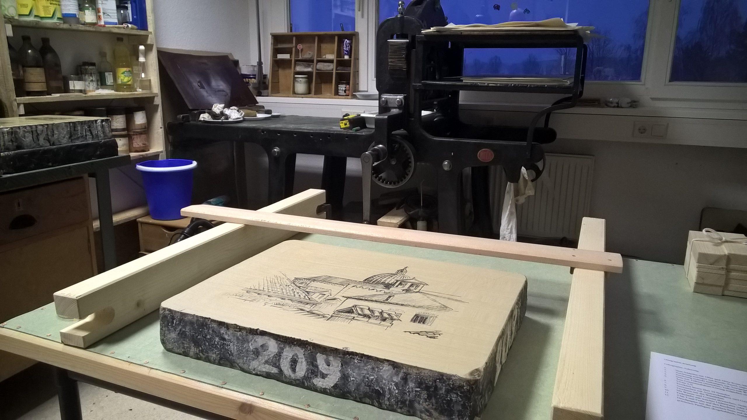 Litho-Werkstatt